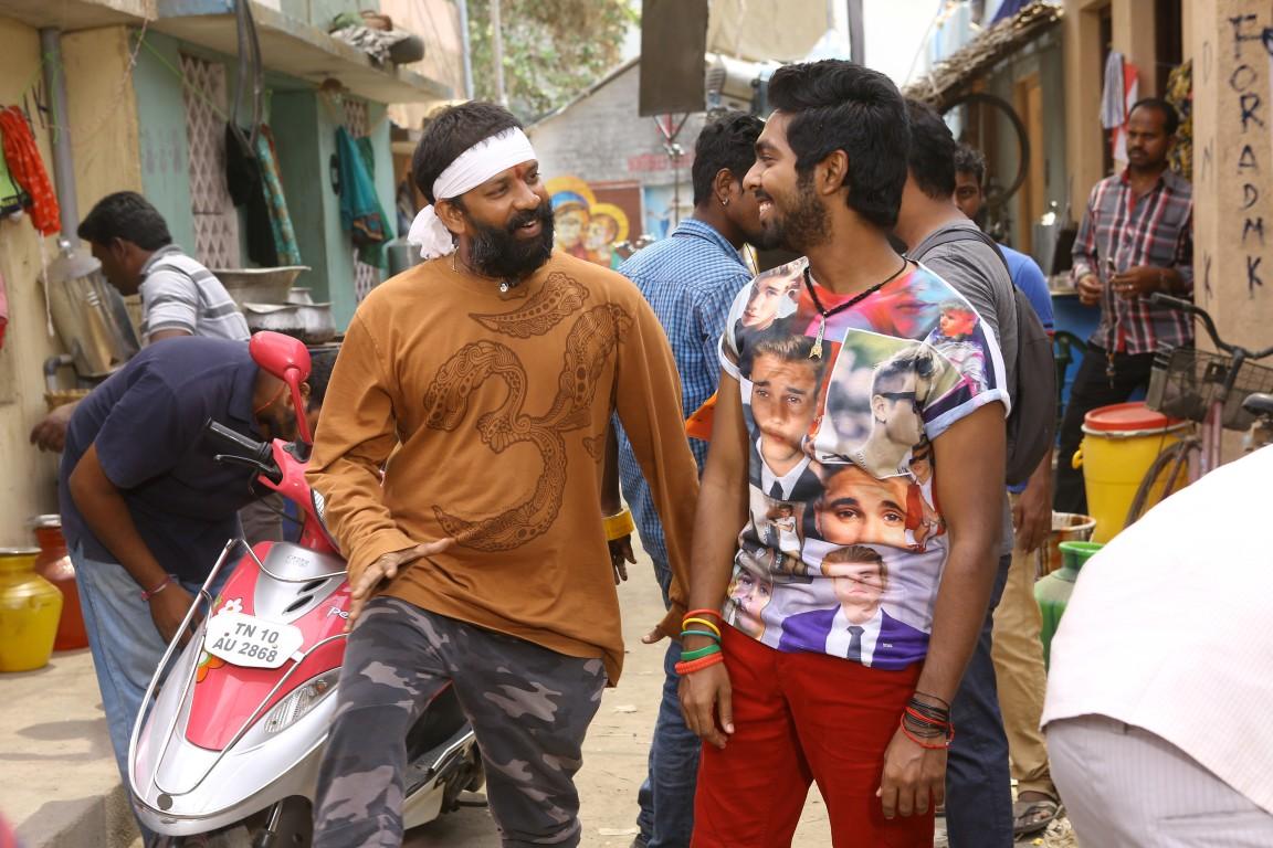 Actor G V Prakash Next Movie Kuppathu Raja - Cinemaplusnews